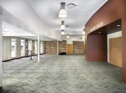 RO Entry foyer of Main Campus building