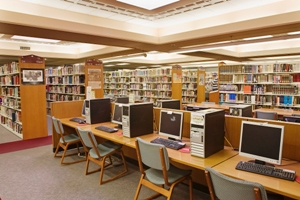 library resource center