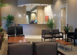 medical services waiting area
